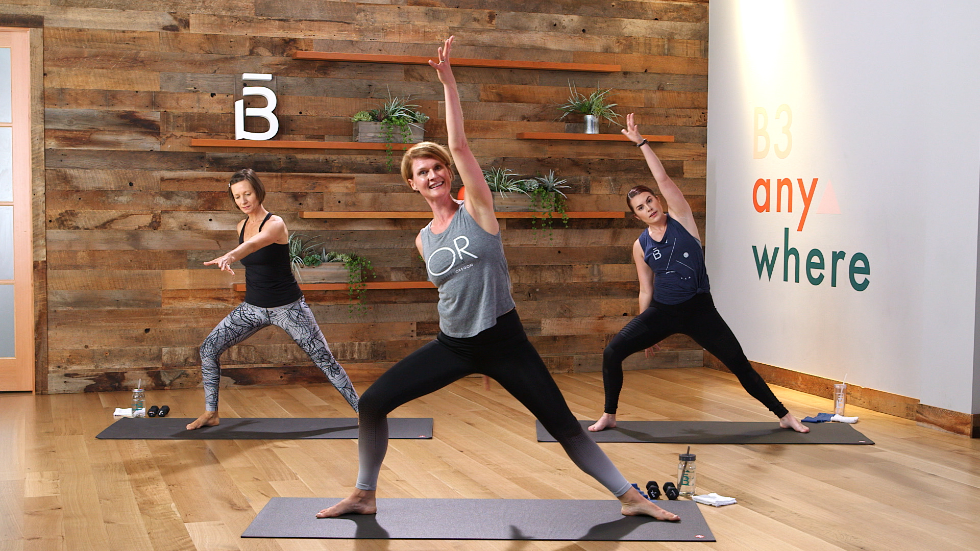 Women's Health Spotlight on barre3